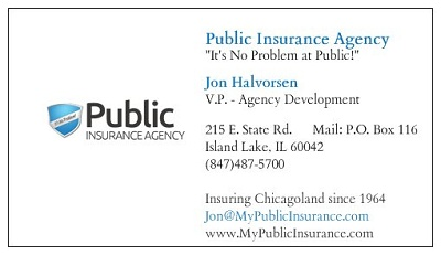 Independent insurance agent business cards arts arts prairie crossing clifieds independent insurance agent reheart Image collections